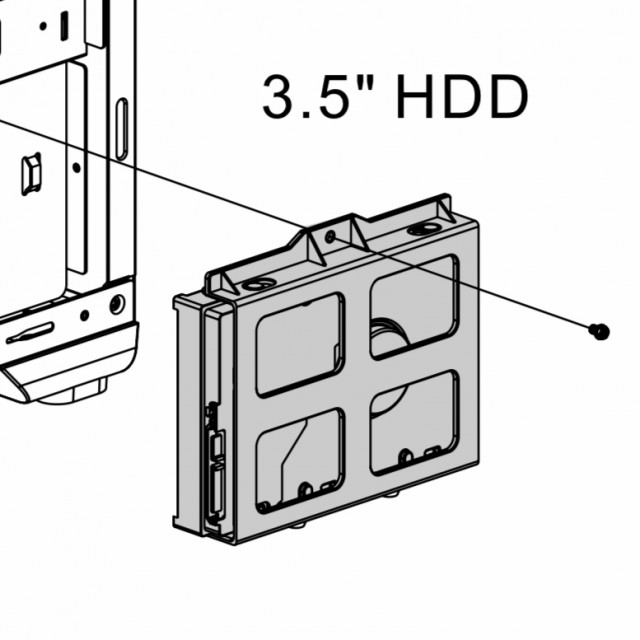 Куплю лоток для установки hdd 3.5 на стенку корпуса пк.