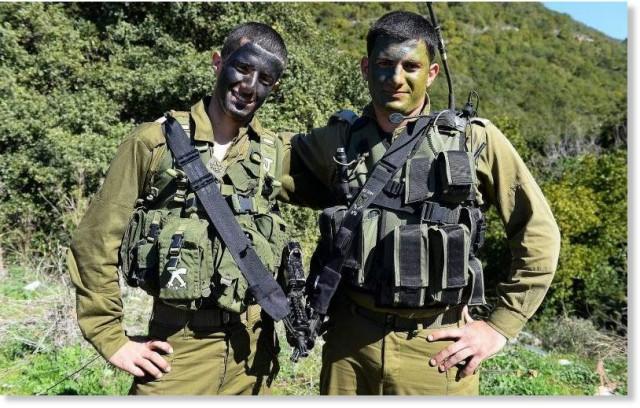Израильских офицер: с русскими евреями на службе нам приходится обращаться с определенным пиететом