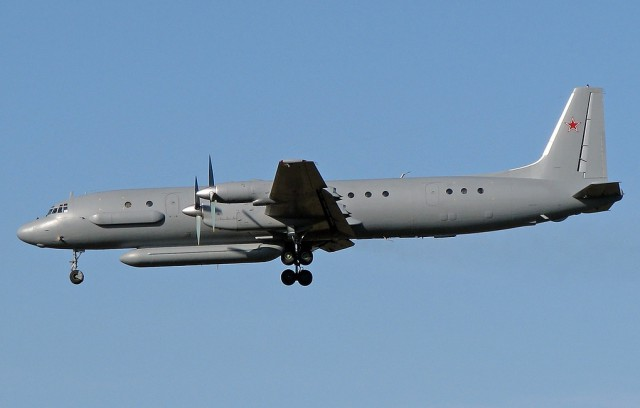 Минобороны РФ: израильские истребители подставили Ил-20 под удар ПВО Сирии