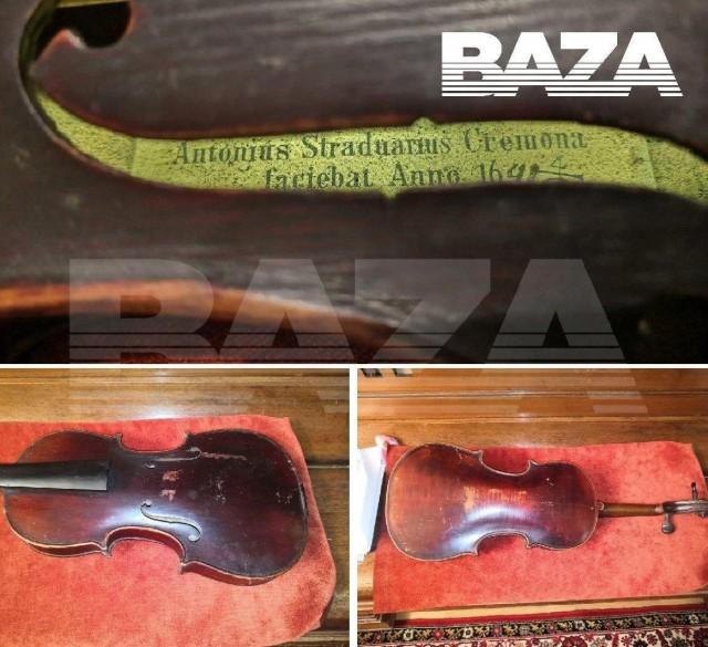 Житель Москвы нашел в квартире тёти скрипку Страдивари XVII века