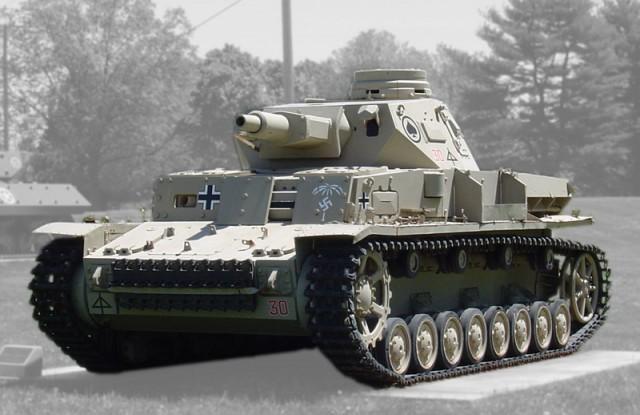 Pz.Kpfw.IV — узкоспециальный танк широкого профиля
