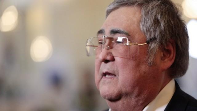 Тулеев рассказал о митингующих в Кемерове «бузотерах»
