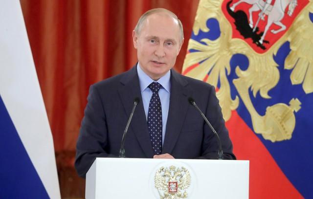 Путин: Россия не уступит Крым ни при каких условиях