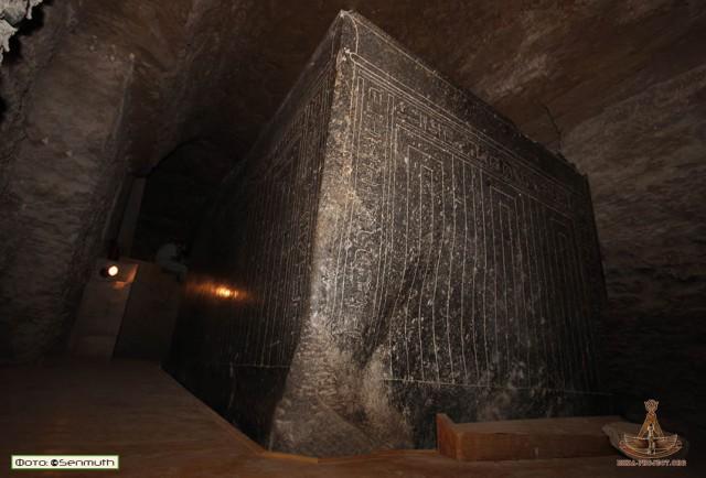 Интересное о некоторых саркофагах Древнего Египта