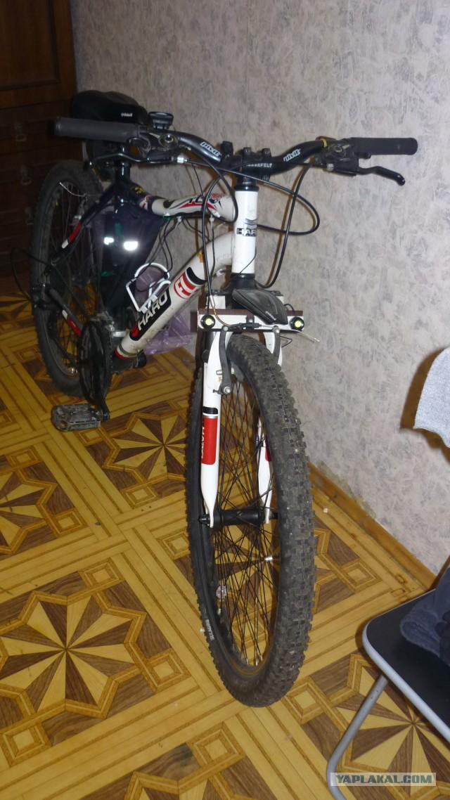 Продам велосипед Haro Flightline One (2011 года)