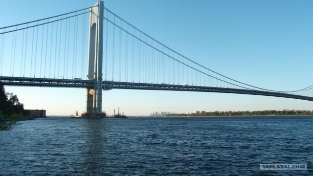 Нью Йорк - это не только небоскрёбы