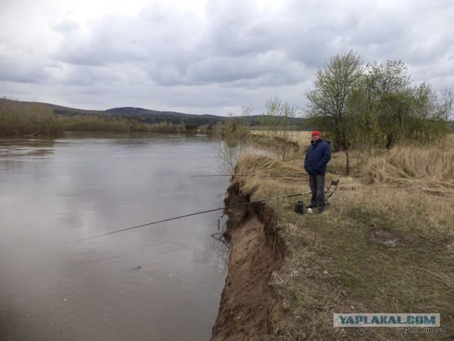 кильчековская протока чулым рыбалка