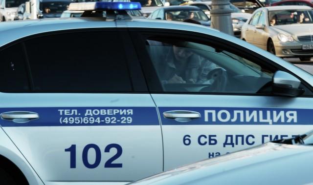 В Москве пьяный судья выехал на встречную полосу и устроил массовое ДТП