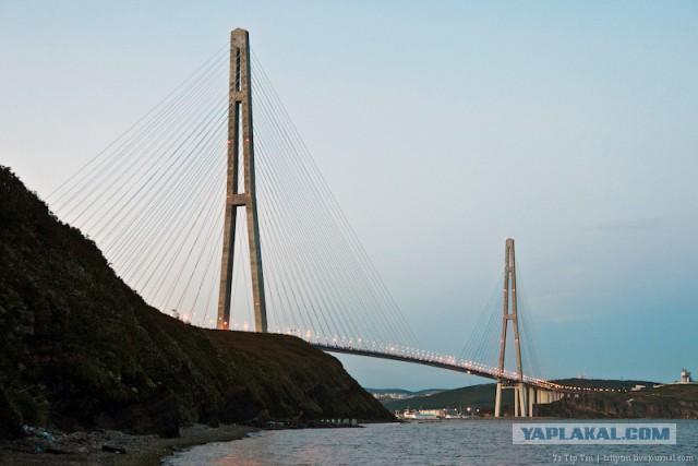 У далёкого Японского моря. Владивосток