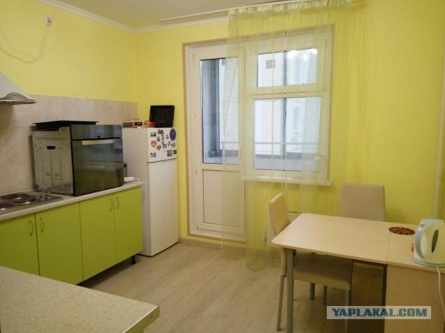 Москва комната новогиреево