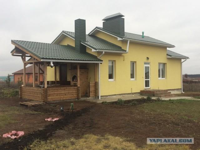 Строительство небольшого дома 3. Продолжение благоустройства