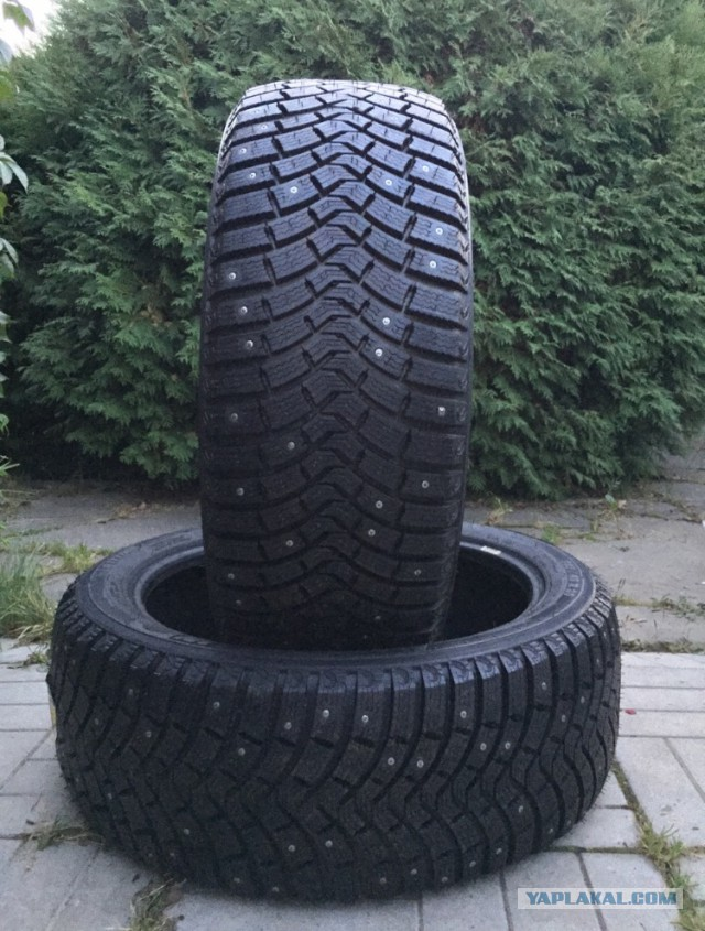 (Мск) комплект новых Michelin 245/45/20