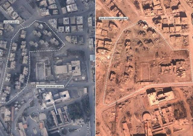 """А это Ракка. Город, """"освобожденный"""" США"""