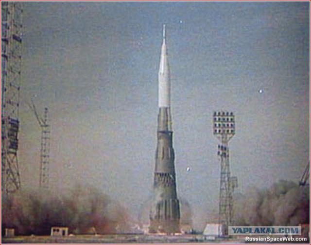 21 февраля 1969 года. Запуск самой мощной в истории советской космонавтики ракеты «Н-1».