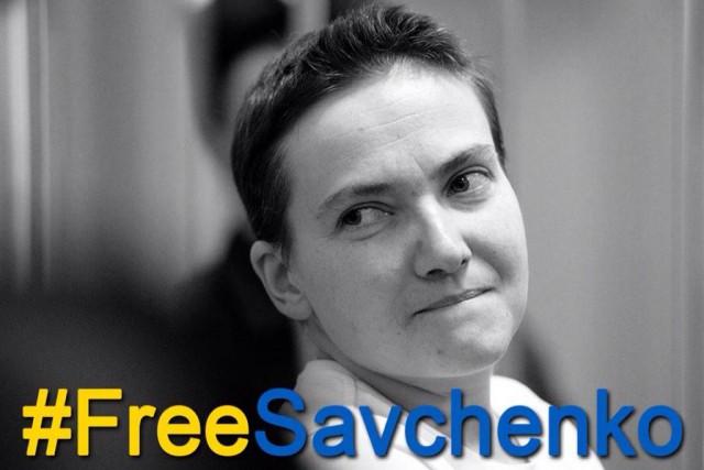 Савченко начала голодовку, опять