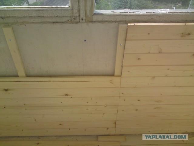 Как я запилил балкон