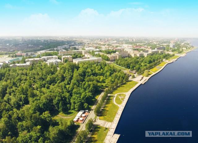 Петрозаводск. Карелия