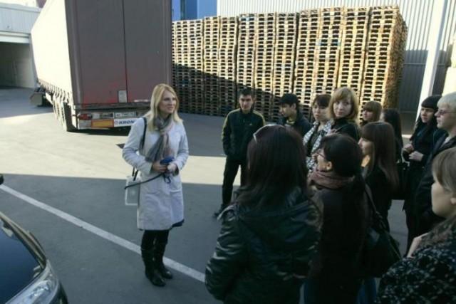 Экскурсия по Челябинскому пивзаводу