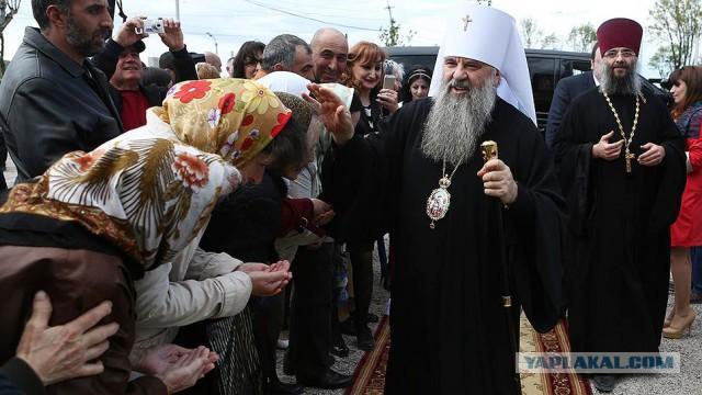 РПЦ обратилась к Дмитрию Медведеву с просьбой о передаче Петербургских соборов
