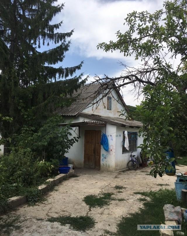 Дом в горном Крыму