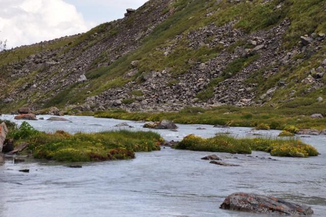 Поход к леднику Маашей