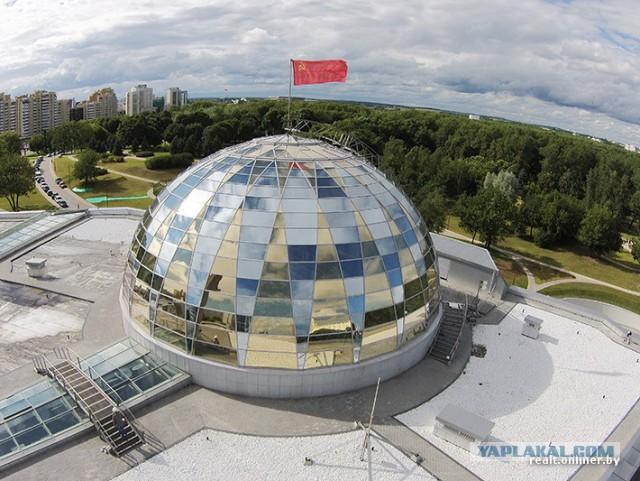 Новый музей Великой Отечественной войны в Минске