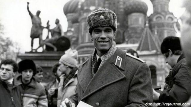 История успеха Арнольда Шварценеггера