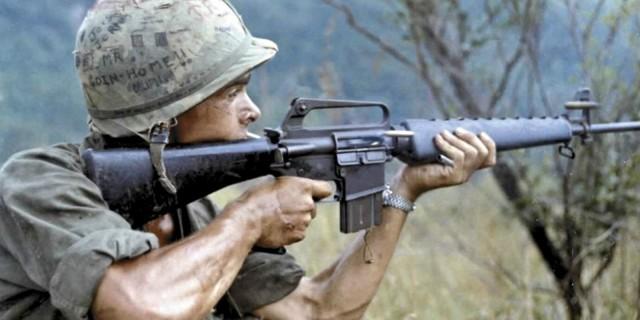Тёмные тайны «чёрной винтовки»: история создателя M16