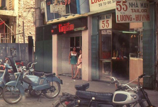 Война — это секс-туризм. Как выглядели проститутки Вьетнамской войны