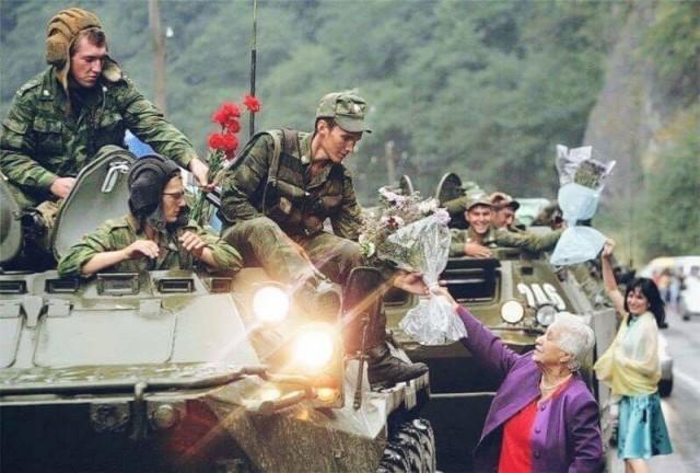 12 лет назад Грузия напала на Южную Осетию
