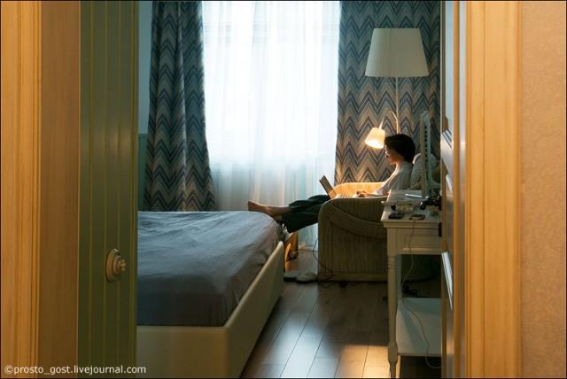 Страна Лимония - дизайнерская квартирка