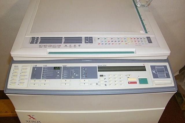 Отдам полноцветный копир Xerox 5750 в Москве
