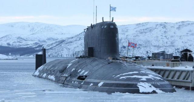 В море вышла самая совершенная и скрытная атомная подводная лодка России