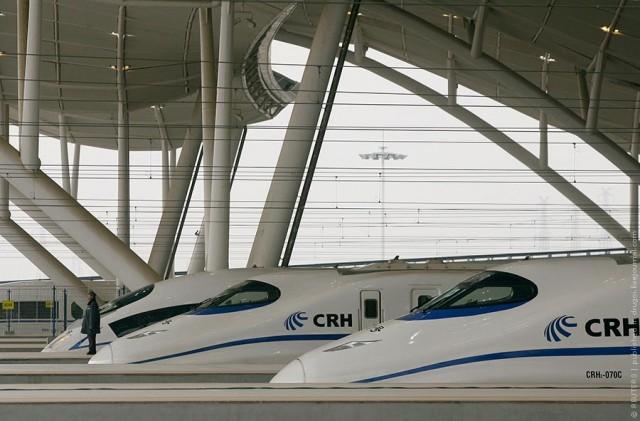 Будущее транспорта уже наступило сегодня. В Китае.