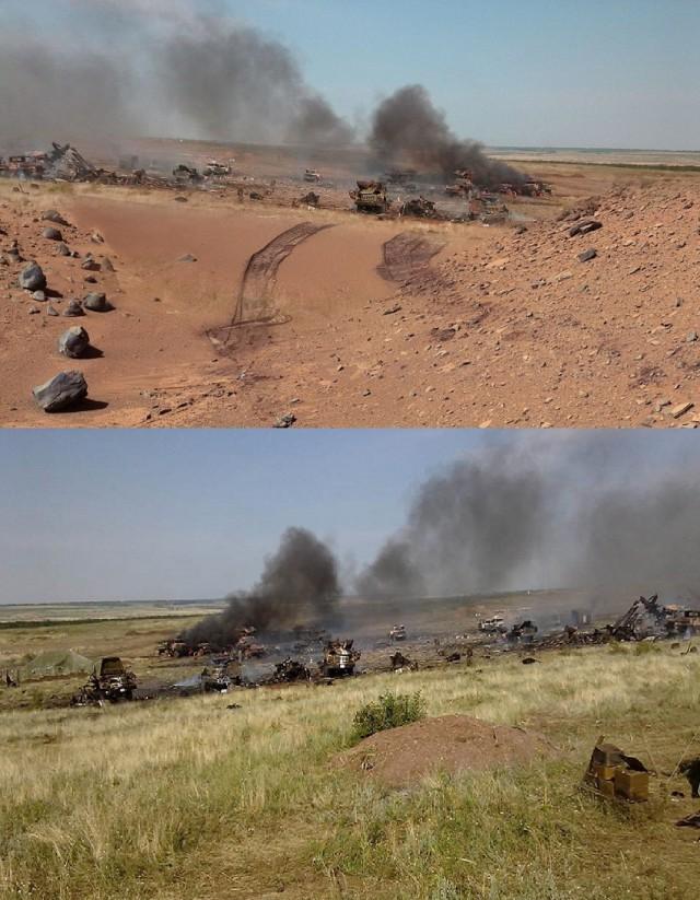 Снова про 100500 уничтоженных российских ЧВК в Сирии