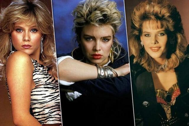 Как сегодня выглядят красотки из 80-х