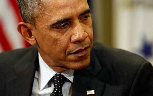 Обама сравнил Россию с нацистскими оккупантами