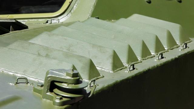 Бронированный разведывательно-дозорный фрегат: тест-драйв БРДМ-1