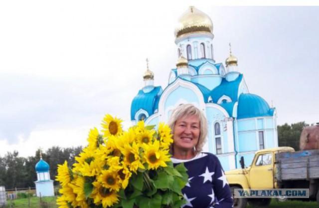 Ростовская предпринимательница возвела храм за несколько миллионов рублей в деревне...