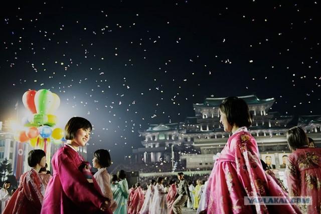 "Северная Корея ""в цвете"""