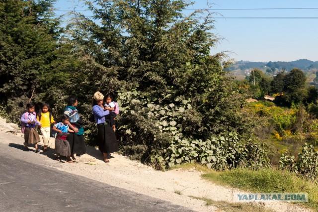 Путешествие в Мексику. Часть 1