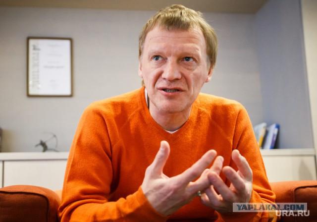 Серебряков назвал причины появления скандального интервью