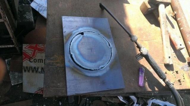 Сделай сам, мангал для дачи (14 фото) .