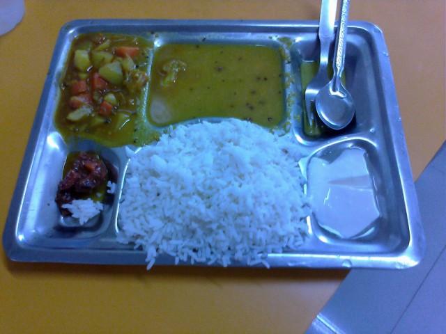 Индия, как я питался