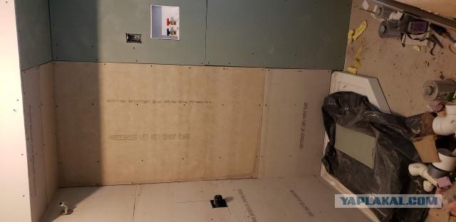Строим квартиру в подвале частного дома