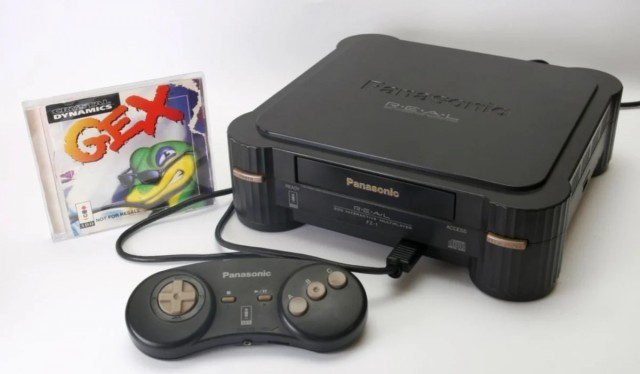 Panasonic 3DO - легендарная консоль 90-х
