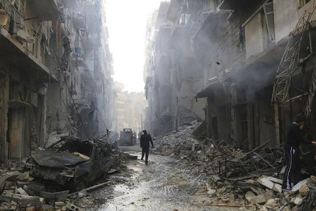 Сирия: 3 года войны или демократия с автоматом