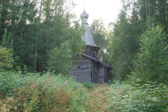 Карелия. р Охта