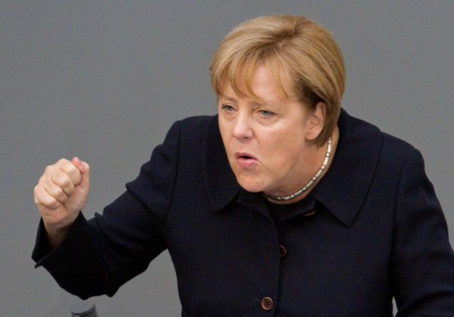 WSJ: Меркель выдвинула Путину ультиматум