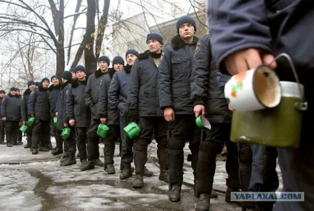 Во Львовской области взбунтовались мобилизованные